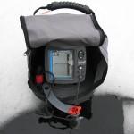 На зимнюю рыбалку с GPS